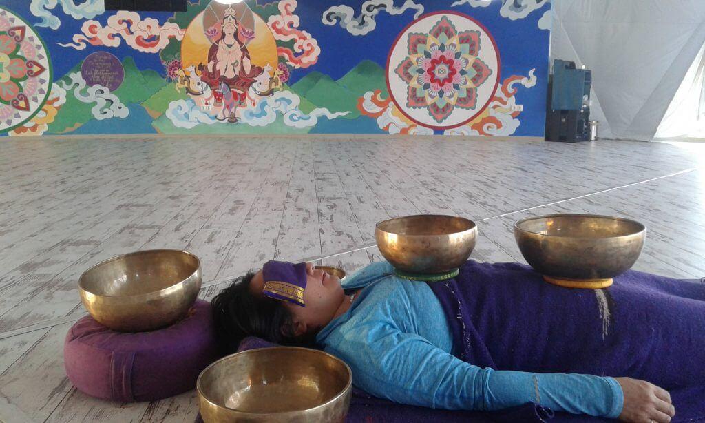 Terapia con cuencos tibetanos en Las Rozas de Madrid